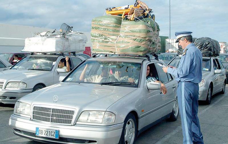 Tanger Med passagers : Plus de 450.800 MRE ont transité à fin juillet