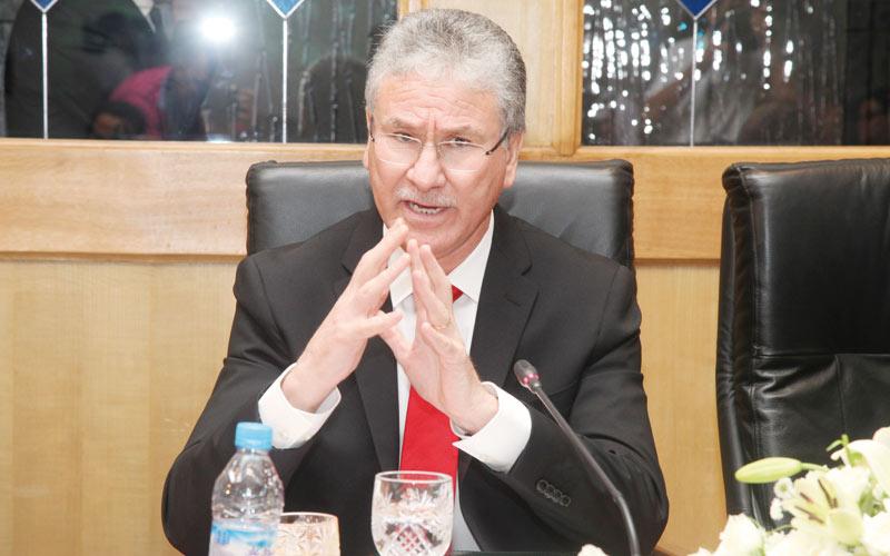 El Houssaine Louardi: «Le Maroc  n'a enregistré  aucun cas d'Ebola»