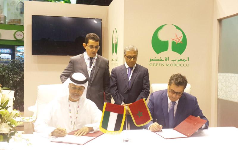 Le Maroc en force au SIAL Middle East d'Abu Dhabi: L'agriculture décroche un investissement de 407 millions DH