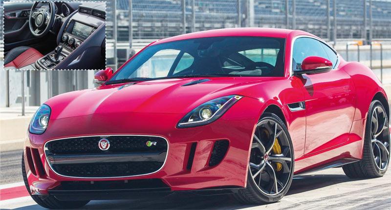Jaguar F-Type Coupé R : Le fauve se lâche !