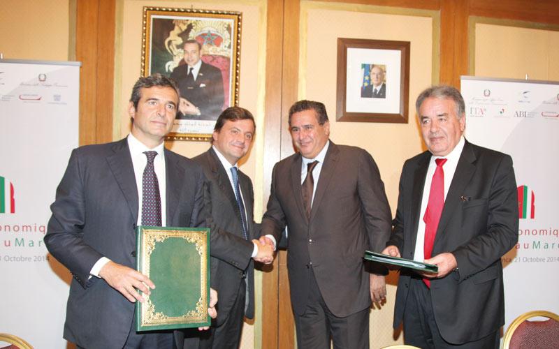 Investissement agroalimentaire: Le Maroc à la conquête des Italiens