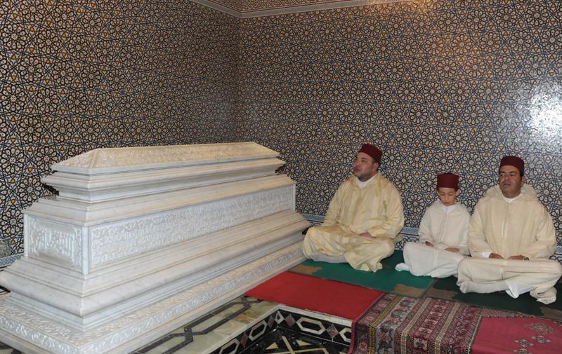 17ème anniversaire de la disparition de feu SM Hassan II : SM le Roi préside mercredi une veillée religieuse