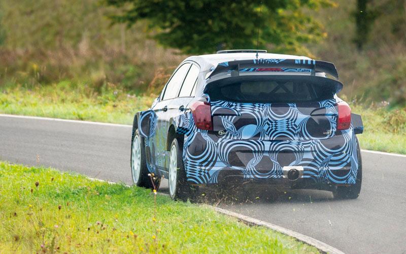 Sports automobiles: Hyundai teste son futur bolide pour le WRC