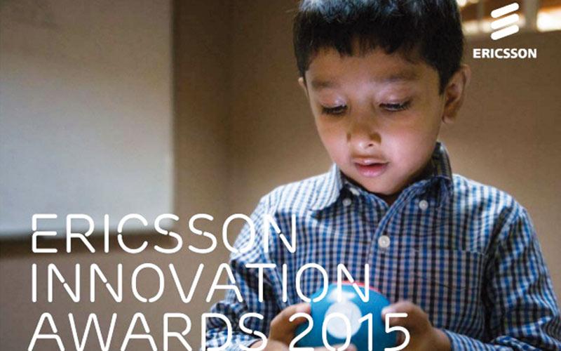 Ericsson lance son concours Innovation Awards 2015: L'enseignement de demain comme thème principal