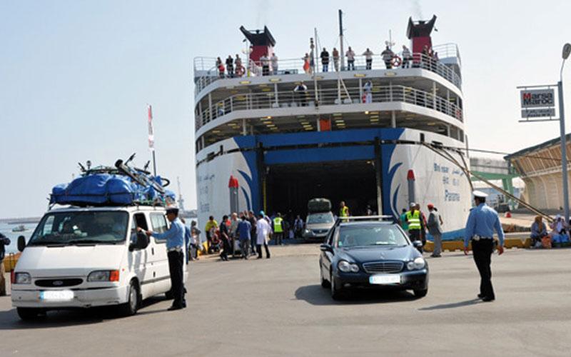 Tanger Med : 187. 500 passagers ont embarqué en une semaine