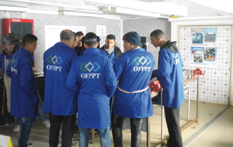 OFPPT: 436.000 stagiaires pour 2015-2016