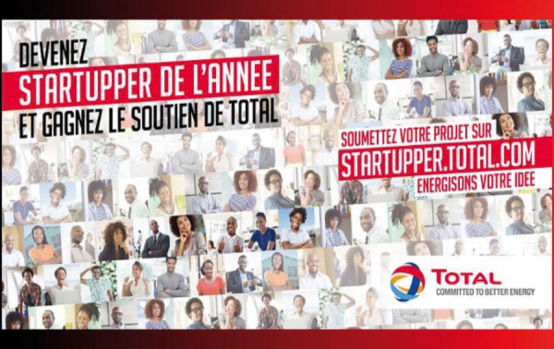 Concours: Total veut primer les meilleures start-up