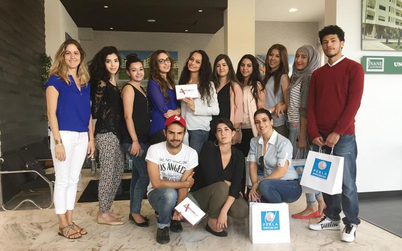 Concours créatif: Perla immobilier motive les jeunes architectes d'intérieur