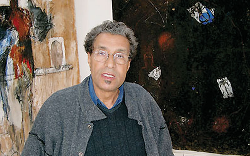 Casablanca: Exposition hommage à Mohamed Kacimi