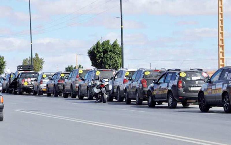Huitième édition du Raid Tanja-Lagouira: Plus qu'une course de vitesse,  un raid humanitaire