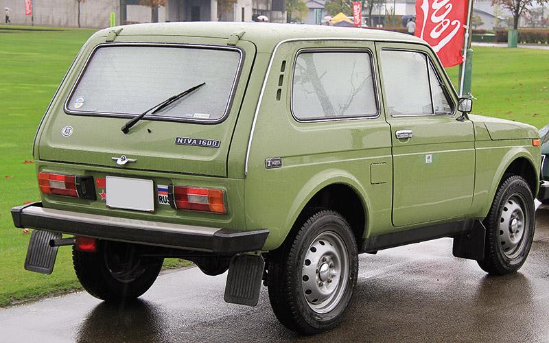 Il était une fois Lada Niva : Le mini-tracteur soviétique !