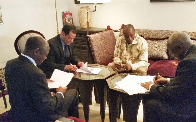 MedZ met un pied en Guinée