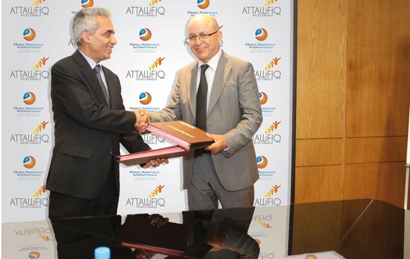 Micro-assistance/ «Injad Attawfiq», un nouveau modèle  de finance inclusive