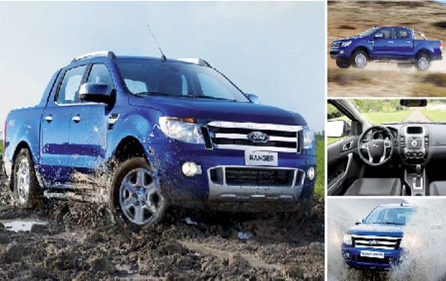 Ford Ranger : Un gros dur!