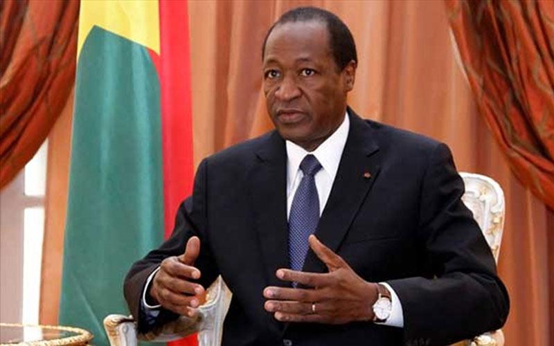 Burkina Faso : Blaise Compaoré quitte le pouvoir