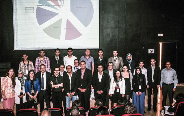 Coup d'envoi de la 4ème édition du meilleur étudiant entrepreneur