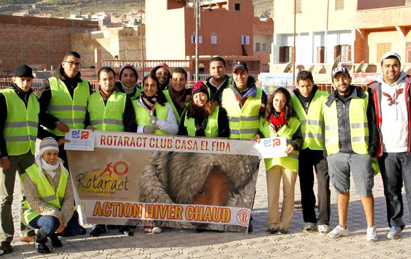 Solidarité : «Hiver chaud kids» revient