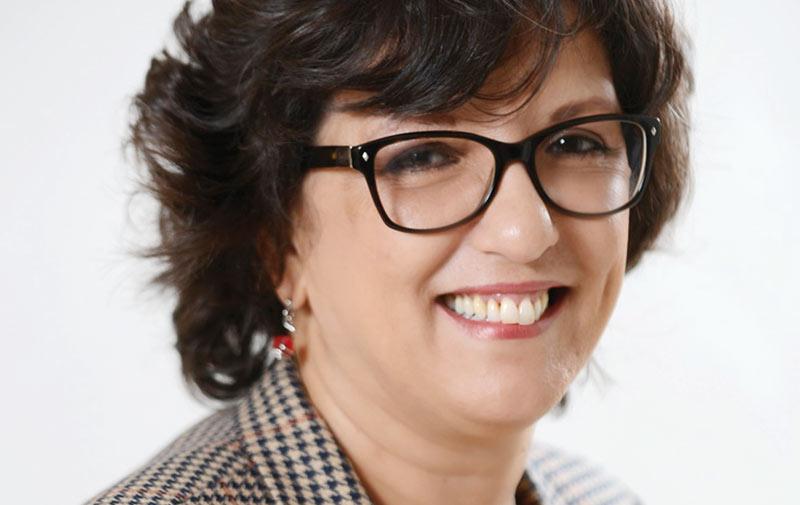 Saloua Karkri-Belkeziz prend  les commandes de l'APEBI