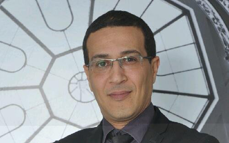 Entrevue avec Anass Gharbaoui, humoriste