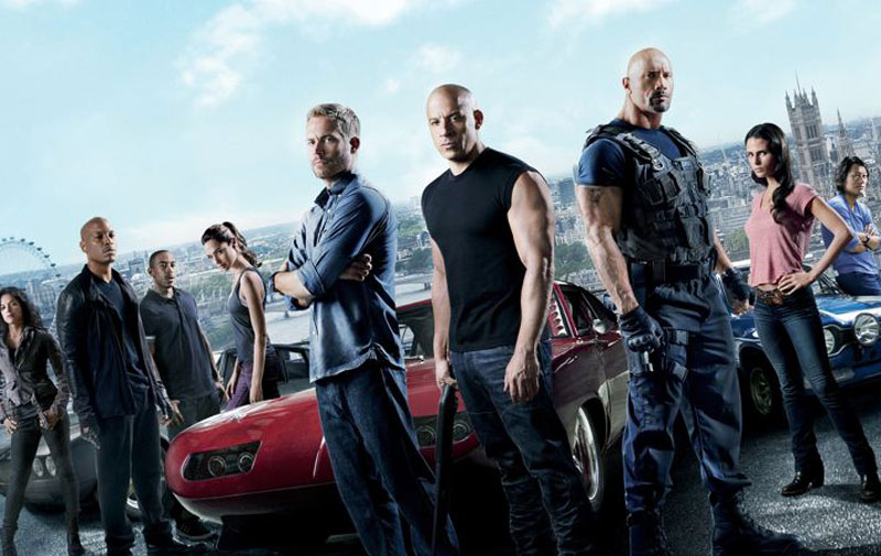Cinéma: Morocco Mall projette Fast and Furious 7