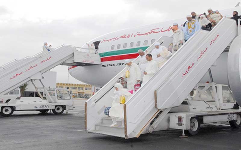 La RAM renforce son dispositif : 100 vols pour plus de 14.000 pèlerins