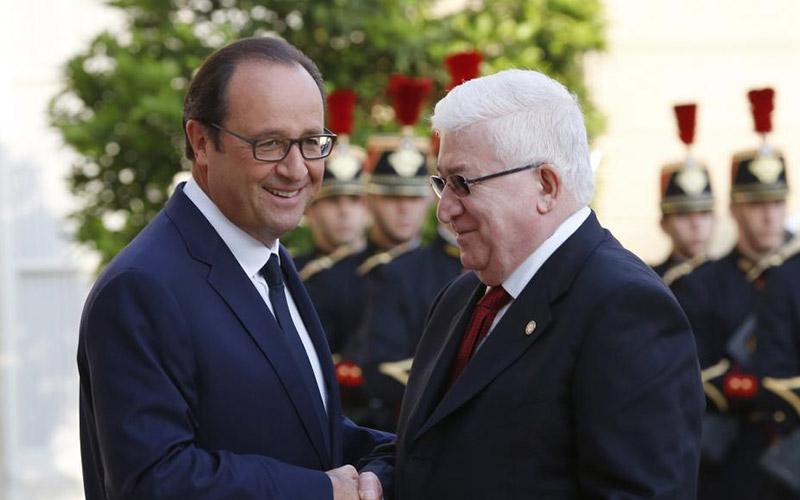 Paris : Ouverture de la conférence sur la paix et la sécurité en Irak