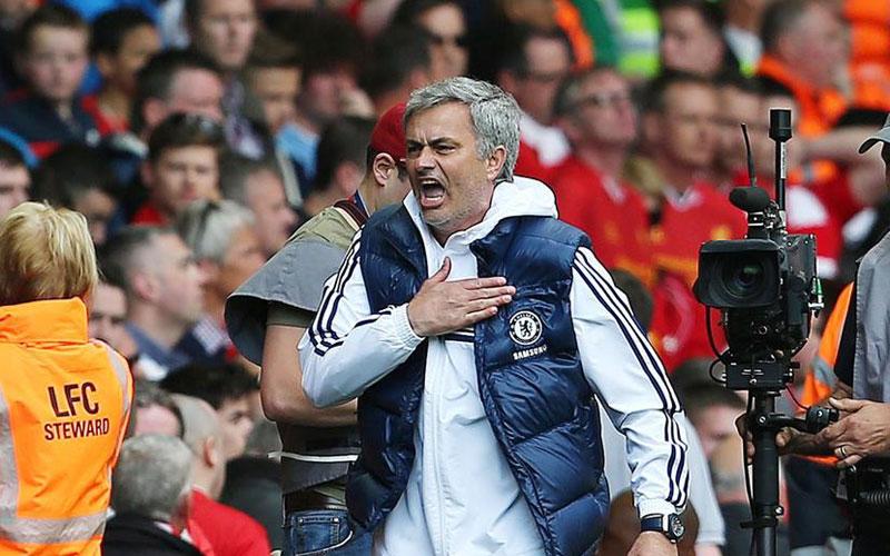 Angleterre : un match de suspension et une grosse amende pour Mourinho