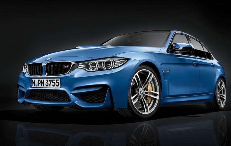 BMW : La prochaine Série 3  pour 2018 ?