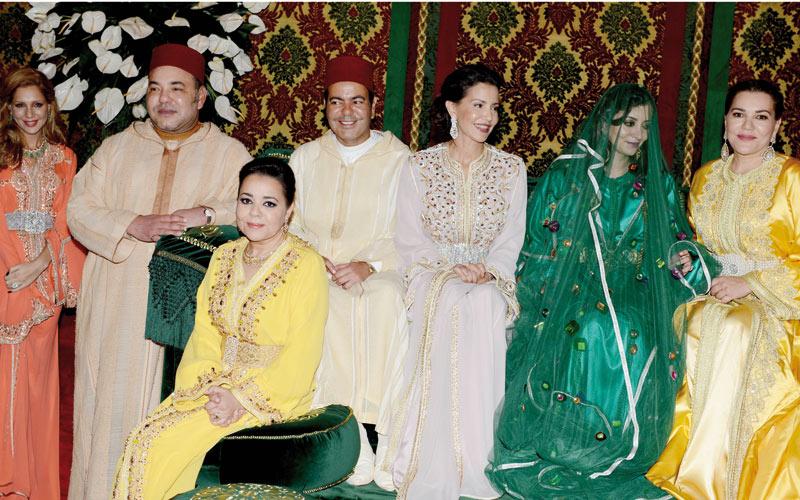 Retrospective 2014 – Noces Princières: Le Maroc en fête