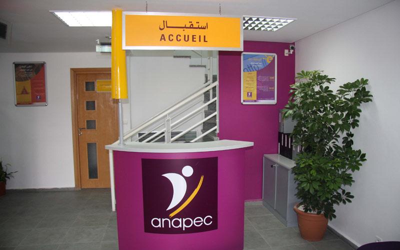 ANAPEC : 400.000 diplômés intégrés dans le marché du travail depuis 2007