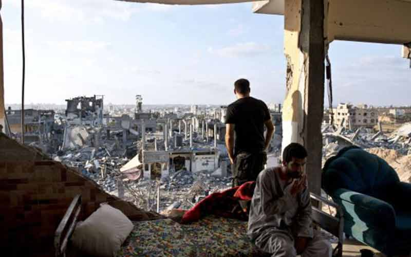 Reconstruction de Gaza: la communauté internationale promet 5,4 mds USD