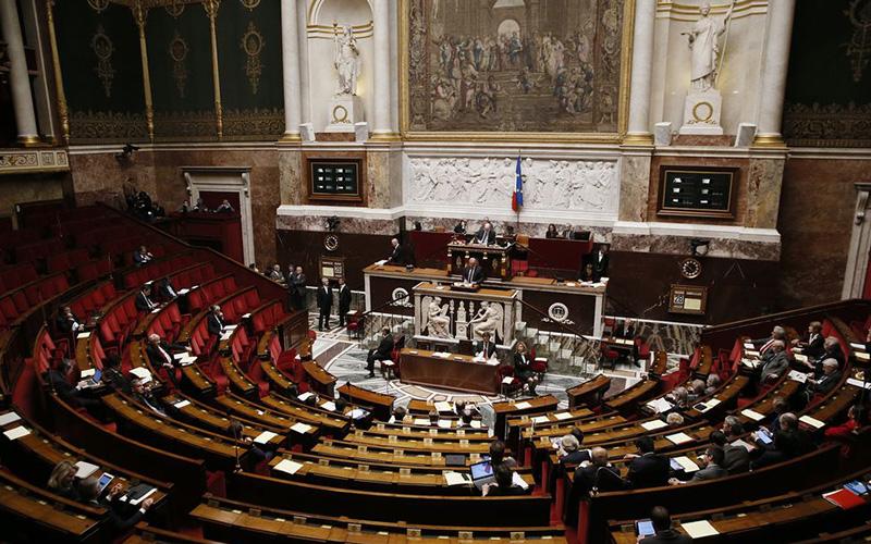 France : l'Assemblée nationale appelle le gouvernement à reconnaître la Palestine