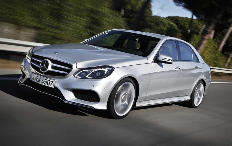 Nouvelle Mercedes Classe E: Fuite des premières photos officielles