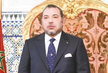 Le Roi Mohammed VI félicite Ahmad Ahmad pour son élection à la tête de la CAF