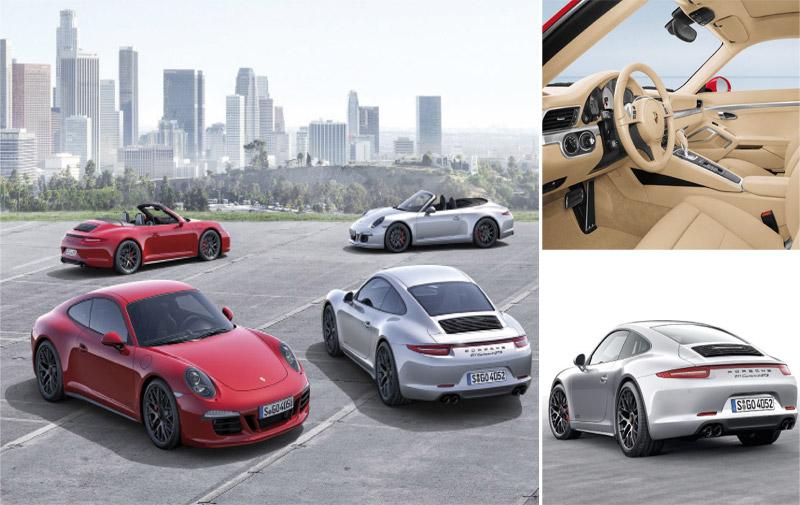 Porsche 911 Carrera Type 991: Le turbo prend le pouvoir