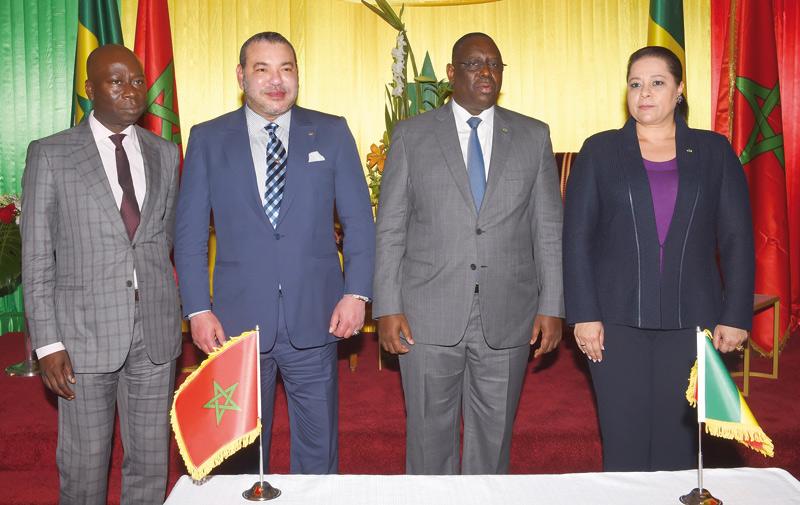 Maroc et Sénégal : Un modèle de coopération  en Afrique
