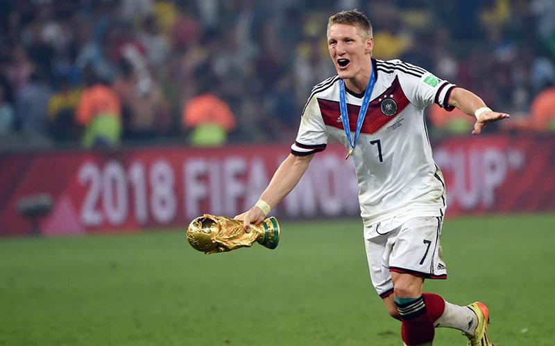 Bastian Schweinteiger, nouveau capitaine de la Mannschaft