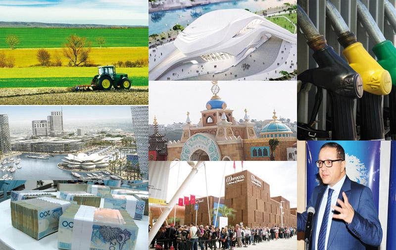 Rétro 2015: sucès et défis du monde économique marocain