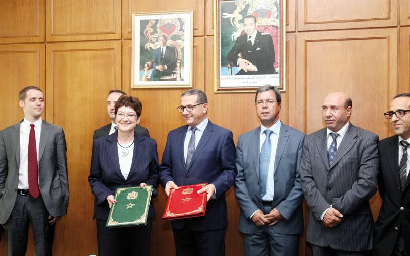 Un accord pour sa représentation au Maroc: La BERD intervient aux projets directs de développement