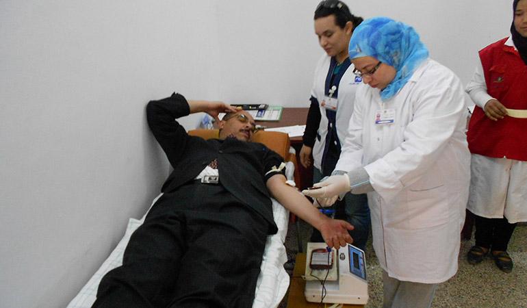 Don de sang : Lancement à Rabat de la 2ème Caravane «Dami Howa Damak»