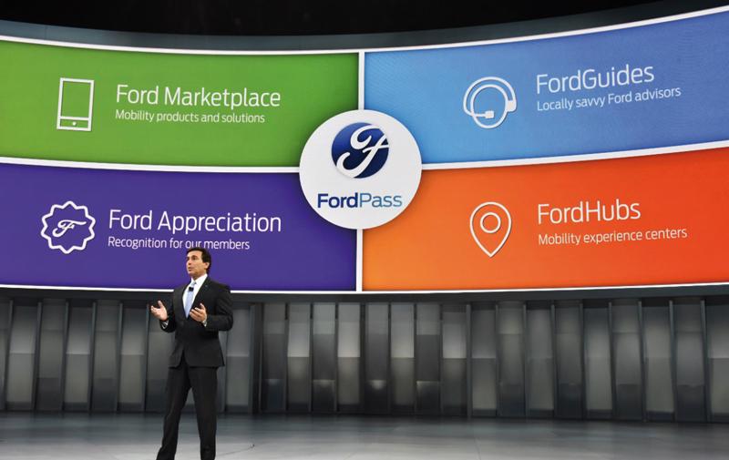 FordPass: La mobilité-client selon Ford !
