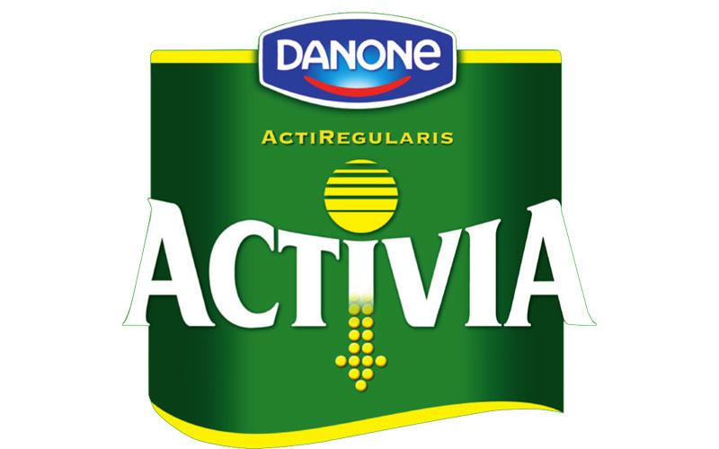 Opération lifting d'Activia: De nouveaux pots et goûts sur le marché
