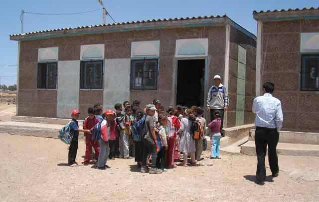 Seulement 32% des enfants vont à l'école en milieu rural, la honte…