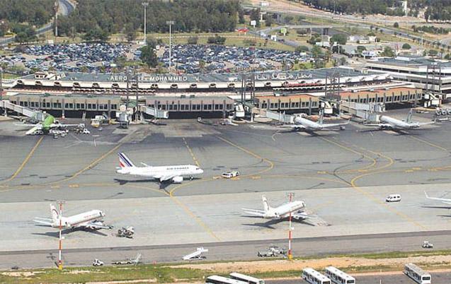Maroc : Le trafic aérien en hausse de 1,79%  à fin novembre 2015