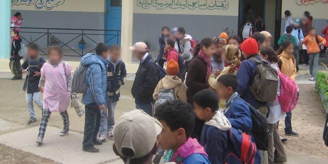 Rentrée scolaire 2014-2015: 6,8 millions d'élèves  en classe au Maroc