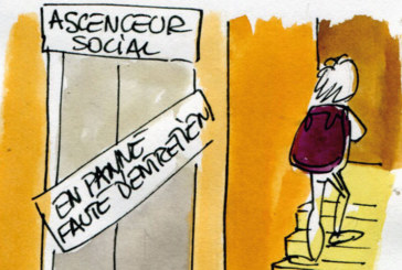 Ascenseur social: Toujours en panne !