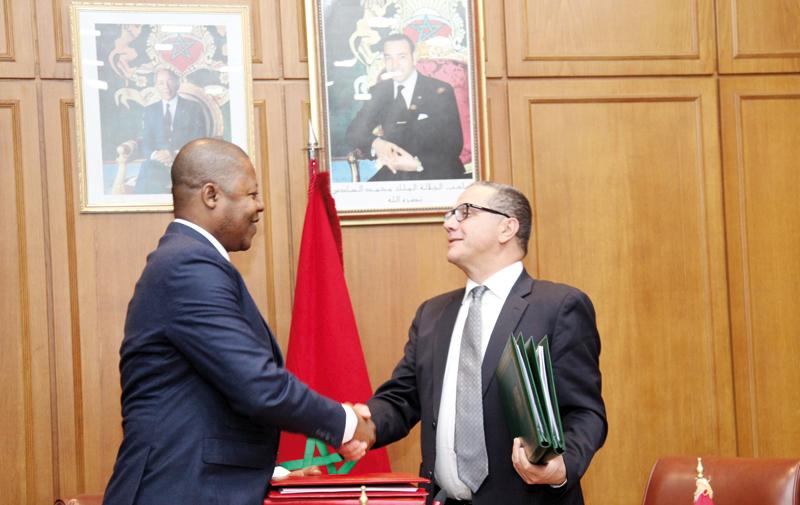 La coopération économique se renforce  entre le Maroc et Sao Tomé-et-Principe