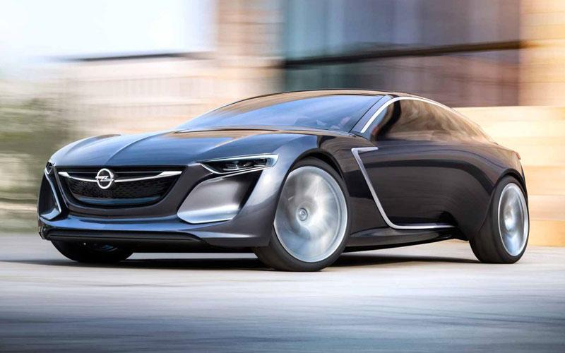 Opel : Une nouvelle Insignia dès 2017