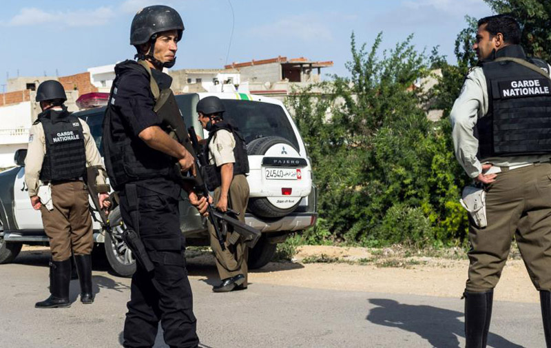 Tunisie: un terroriste armé abattu dans une embuscade
