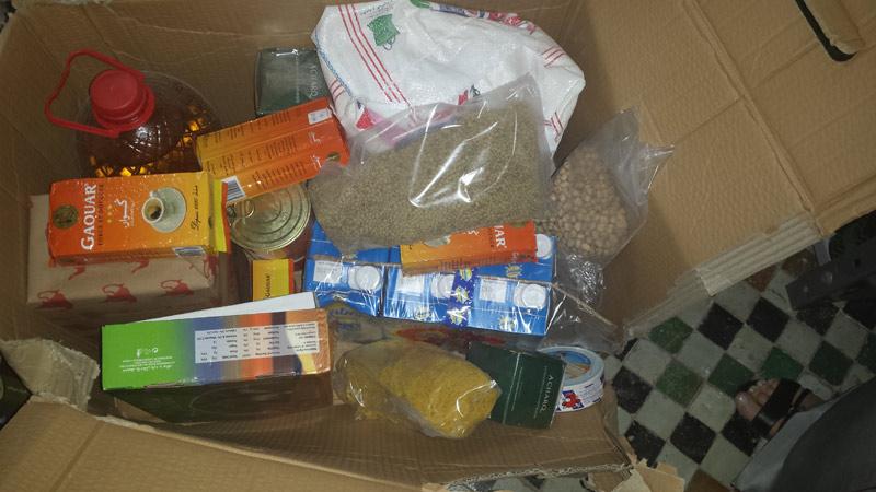 Boujdour : 3.150 bénéficiaires de l'opération «Ramadan 1436»